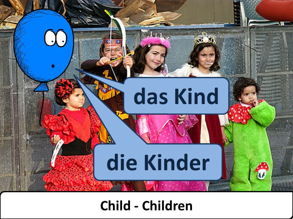 die Kinder Child - Children das Kind Child - Children