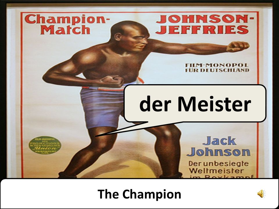 The Winner der Sieger