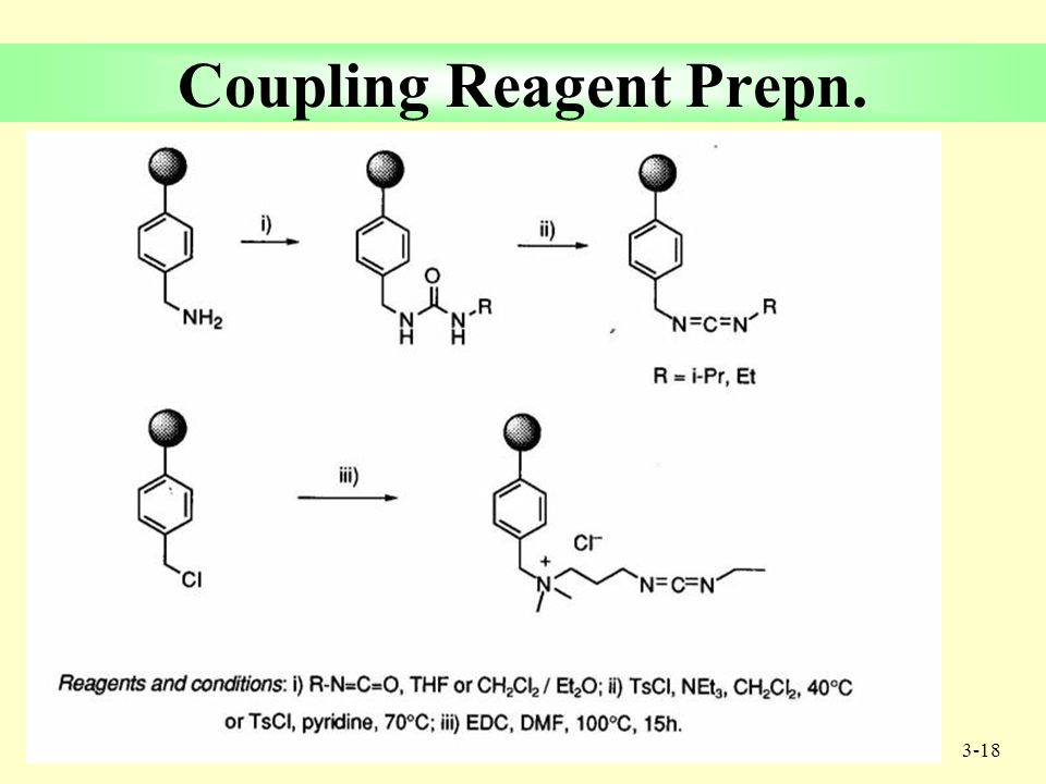 3-17 5 Coupling & Dehydrating Reagents