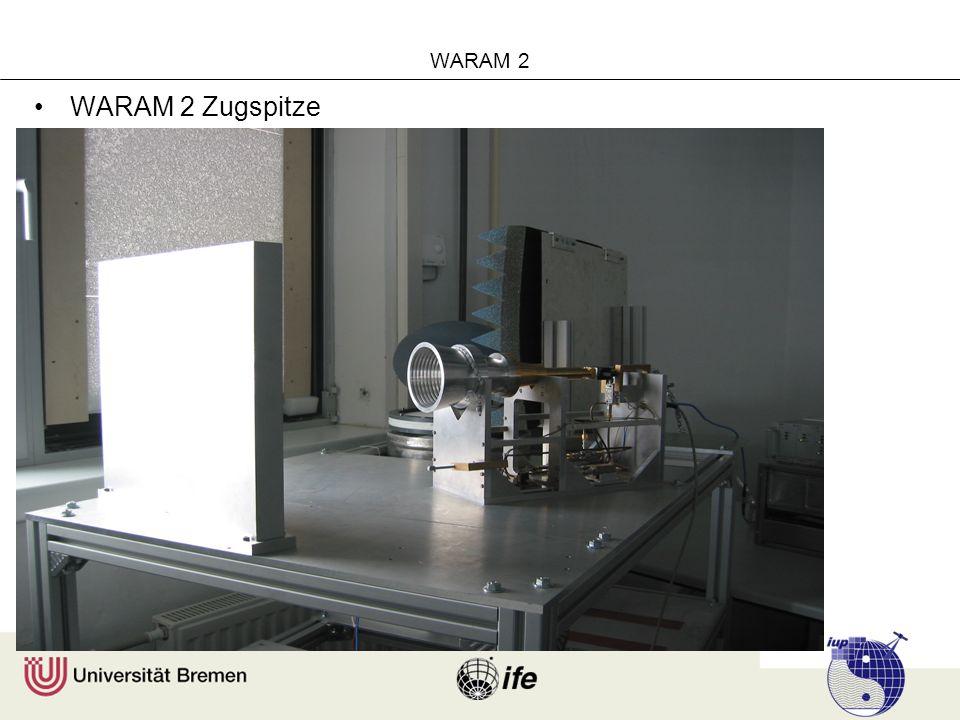 WARAM 2 WARAM 2 Zugspitze