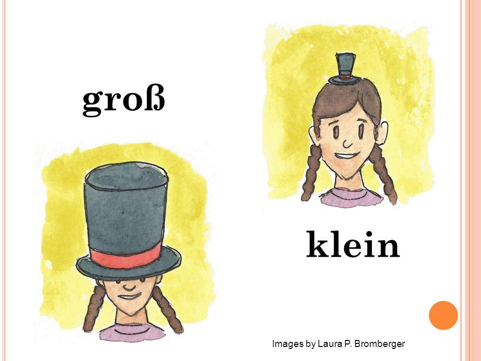 nett/ lieb gemein/ böse Images by Laura P. Bromberger