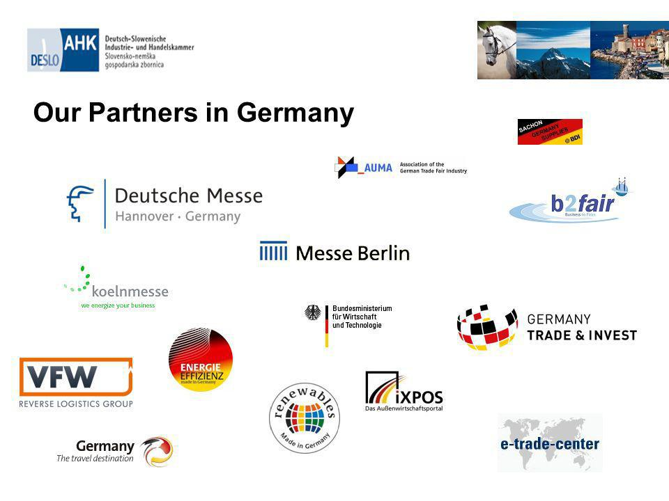 Our Partners in Germany