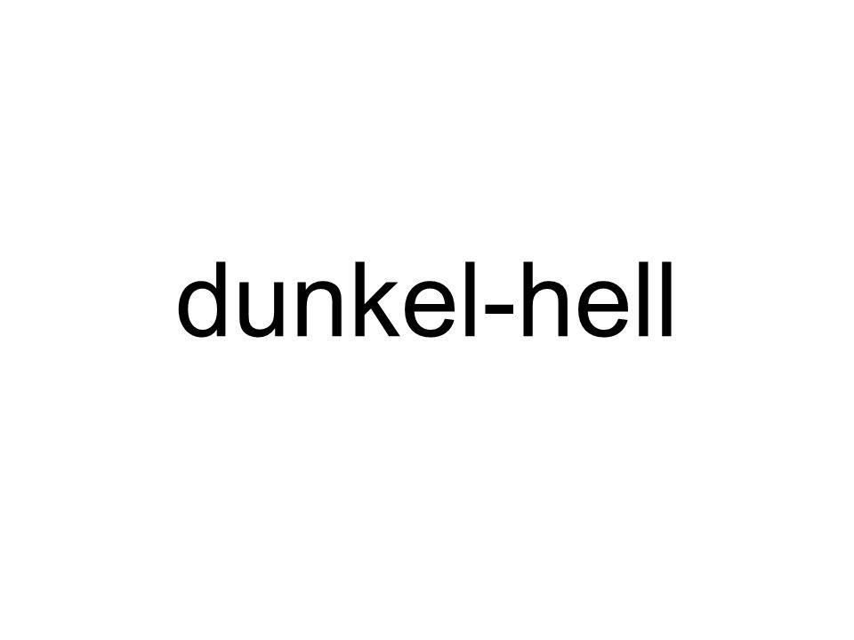 dunkel-hell