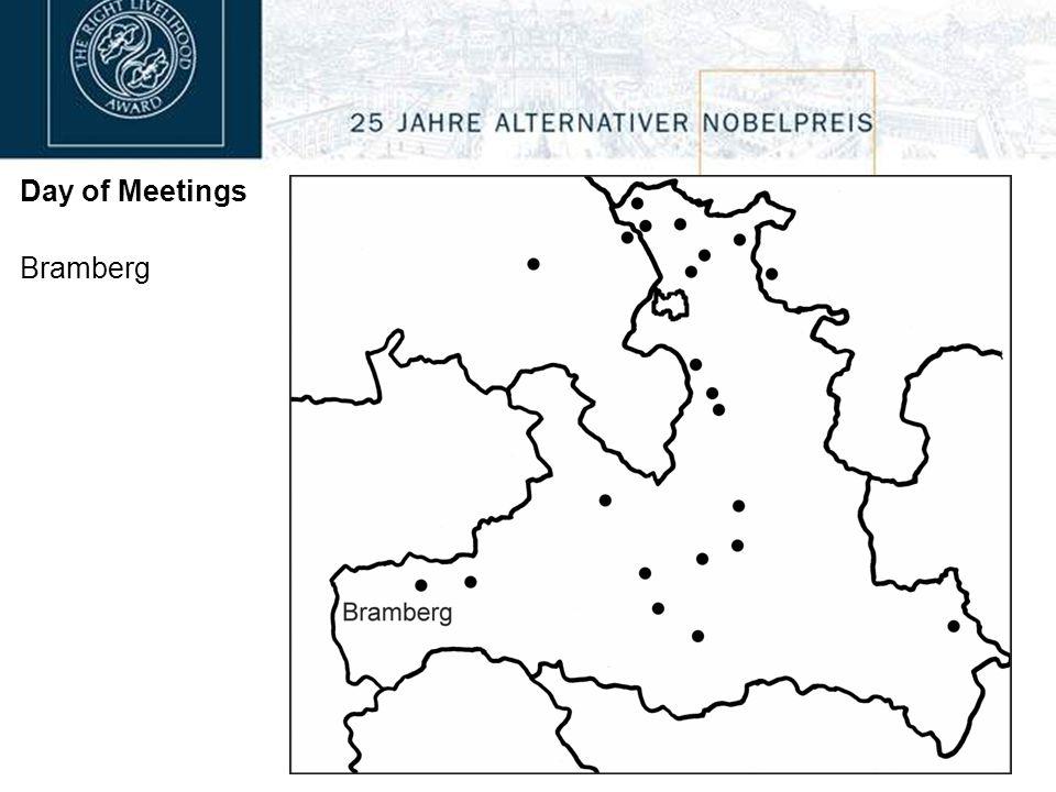 Day of Meetings Bramberg