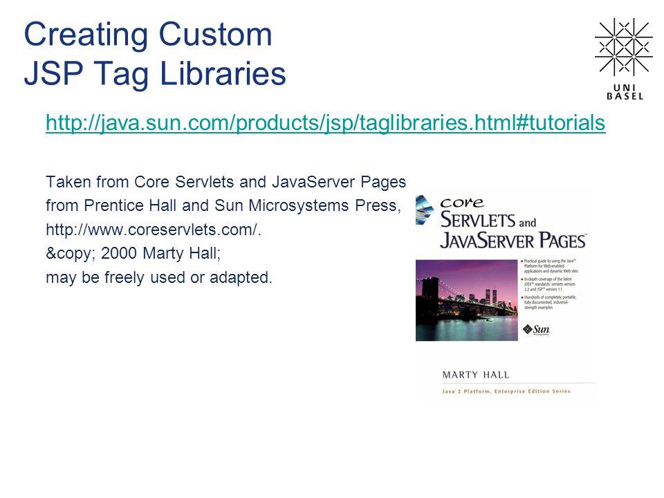 JSP & Komponenten DB Daten Zugriff Anwendungs Logik Daten Präsentation WEB Designer Java Entwickler