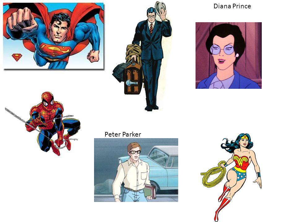 Diana Prince Peter Parker