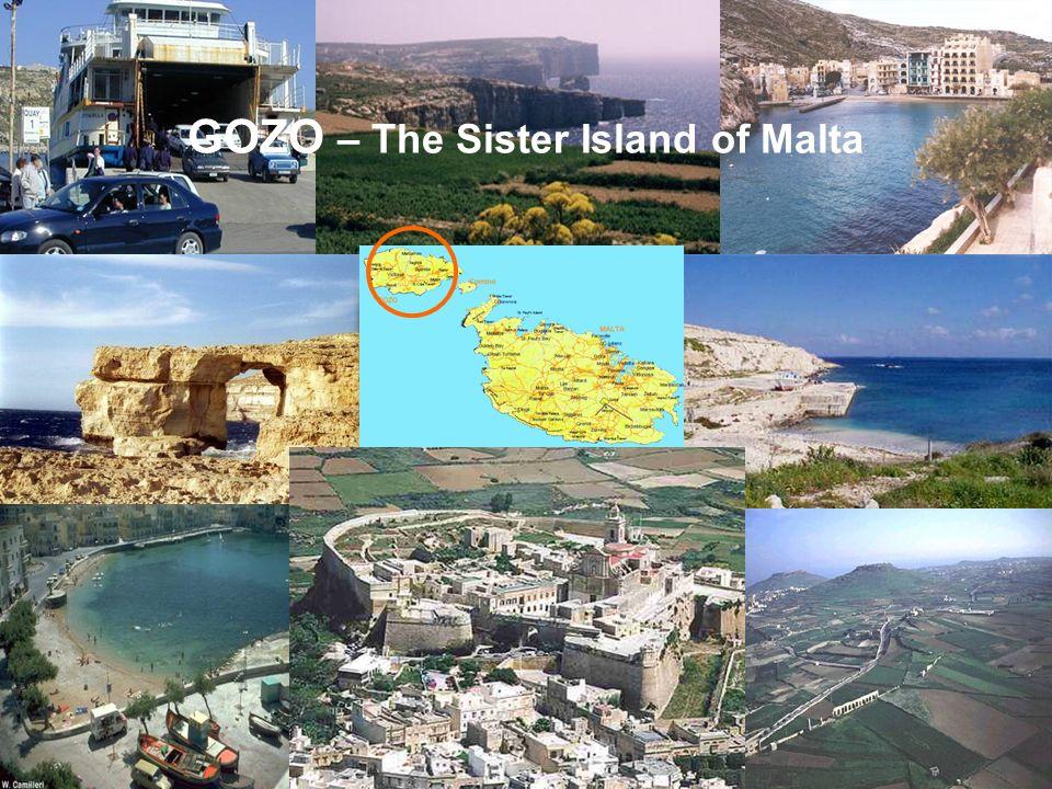 GOZO – The Sister Island of Malta