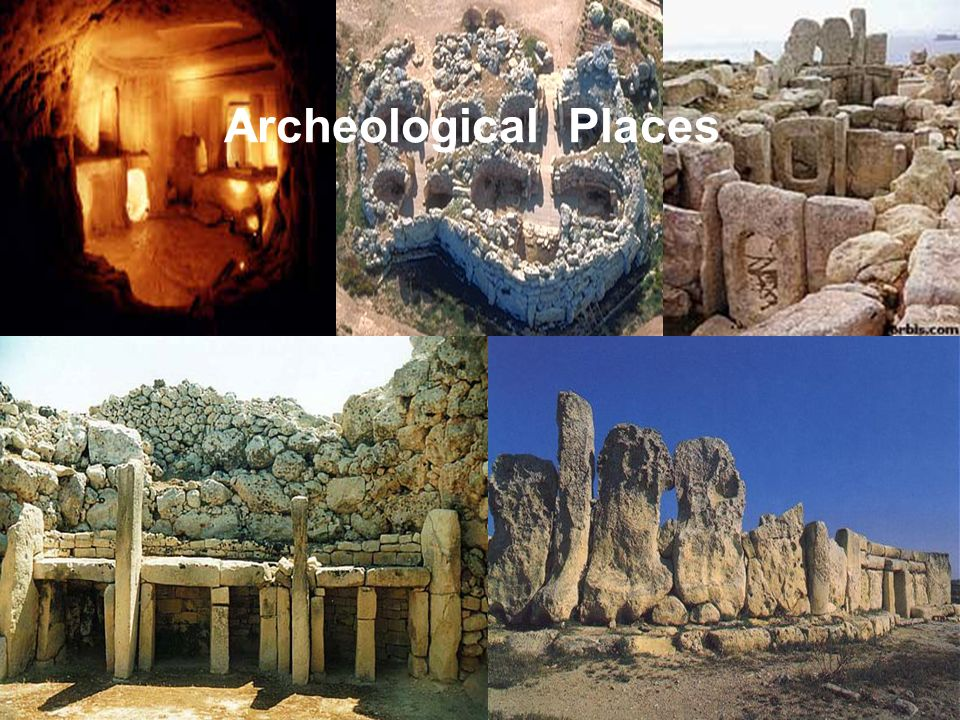 Archeological Places
