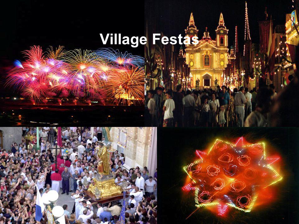 Village Festas