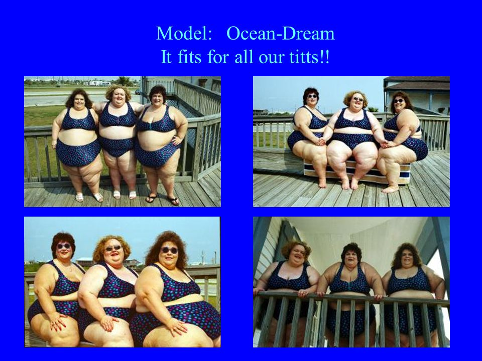 Model: Ocean-Dream It fits for all our titts!!