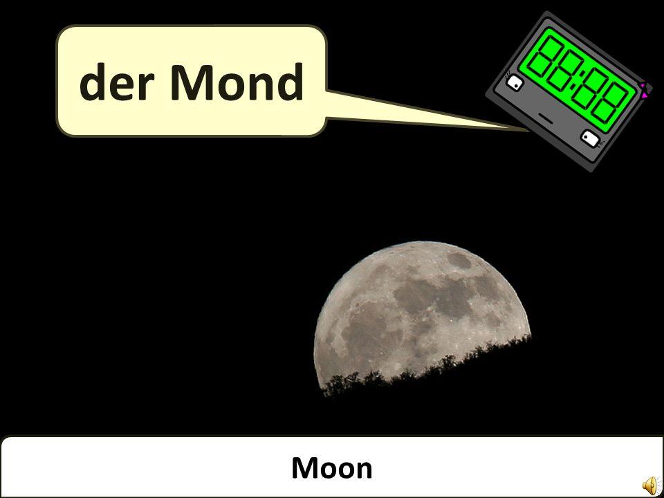 Moon der Mond