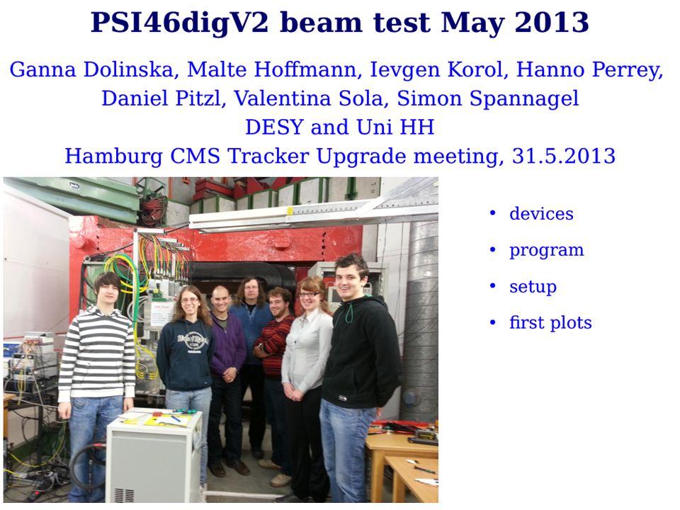 CMS Pixel Upgrade Meeting - 31.05.20132
