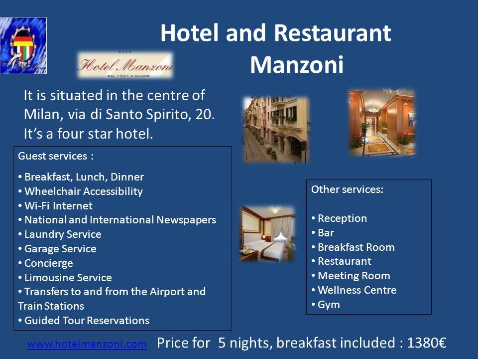 Restaurant/Pizzeria Da Cecco Address : Via Solferino, 34.