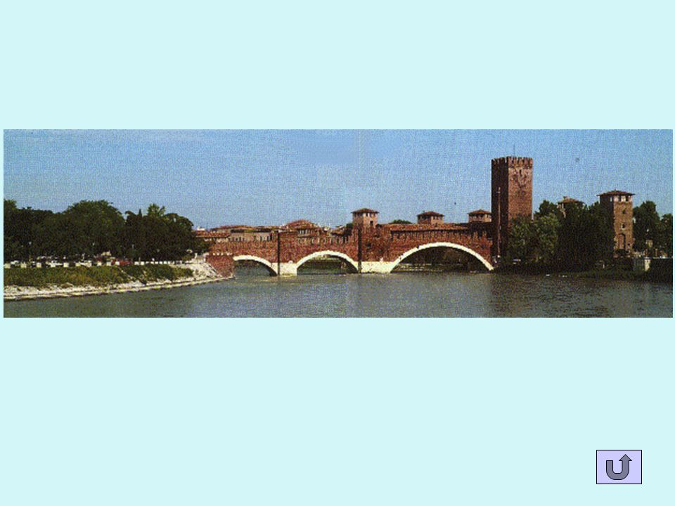 And Castelvecchio itself, the Scaliger stronghold at the south-west of the city, construction of which began in all haste in 1354, when the power of t