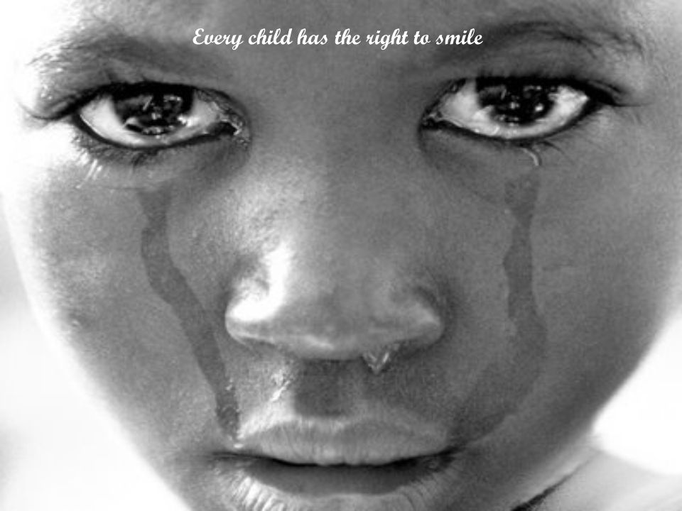 Every child has the right to smile