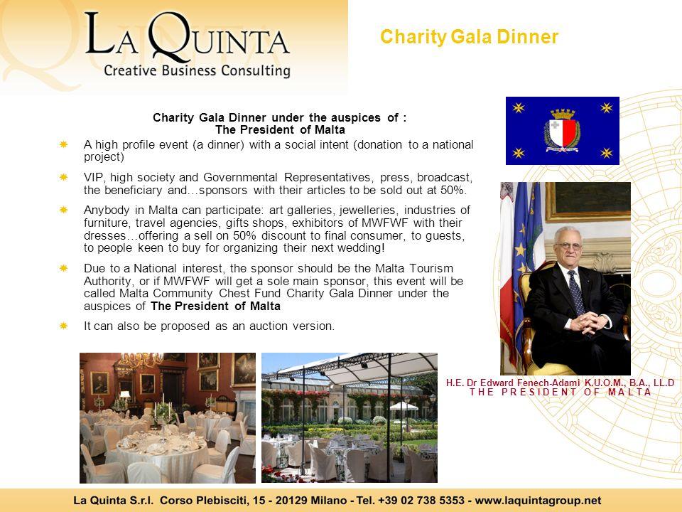 La Quinta (Malta) Ltd. Head Office for Mediterranean Countries Network.