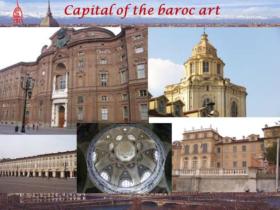 Capital of the baroc art