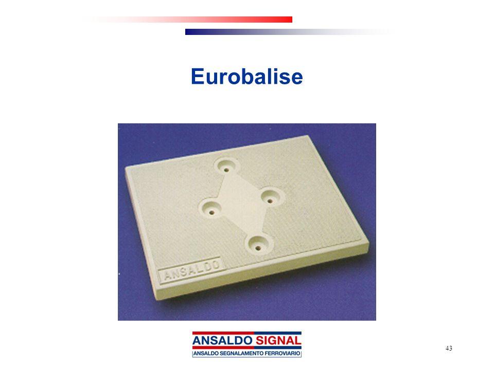 43 Eurobalise