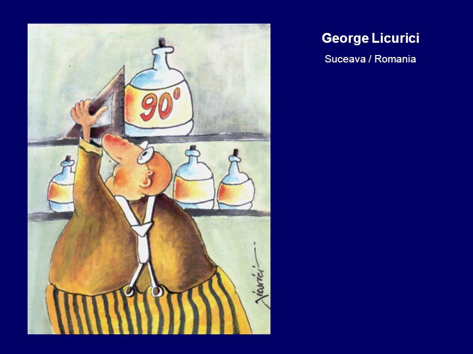 George Licurici Suceava / Romania