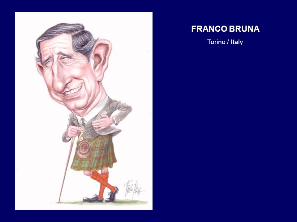 FRANCO BRUNA Torino / Italy