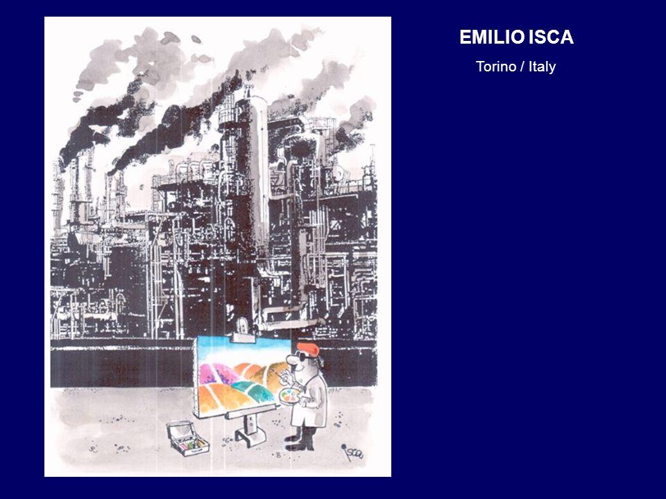 EMILIO ISCA Torino / Italy