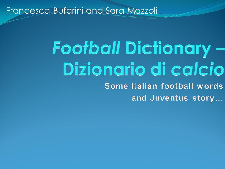 Francesca Bufarini and Sara Mazzoli