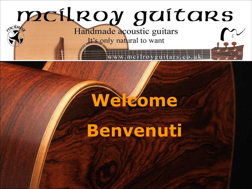 Welcome Benvenuti