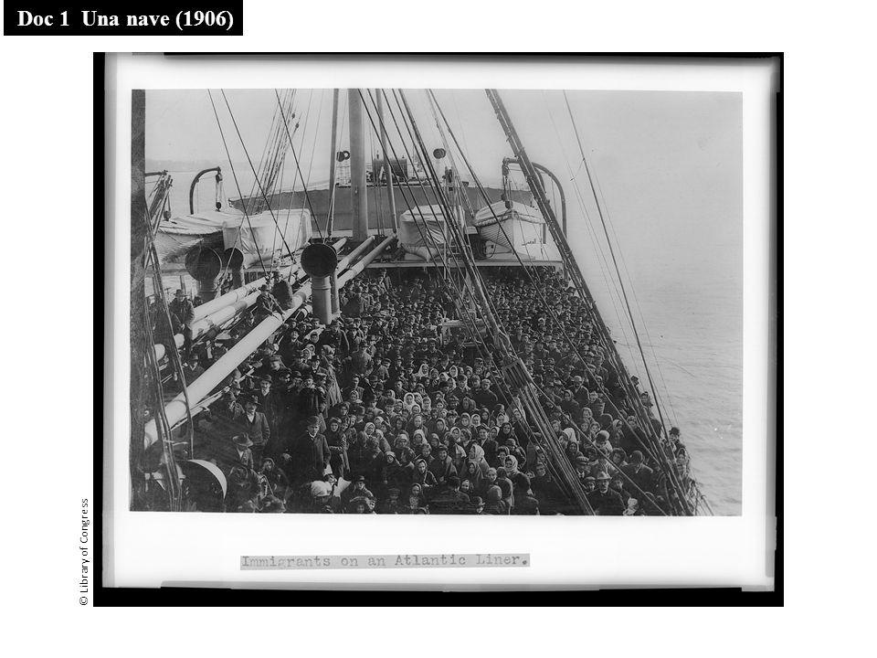 Doc 2 A bordo di una nave (1902 circa) © Library of Congress