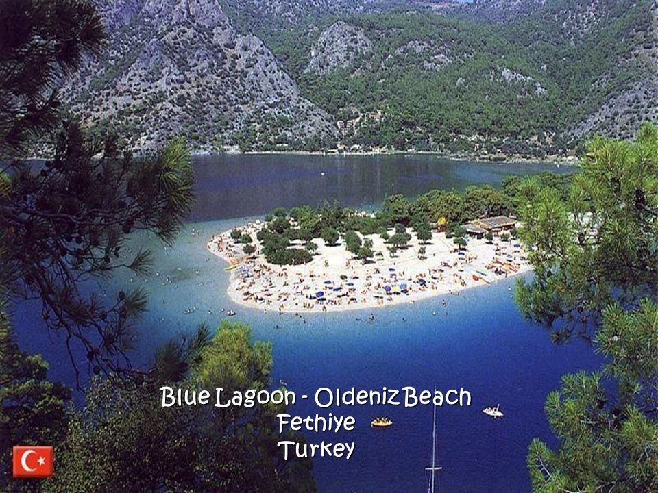Blue Lagoon - Oldeniz Beach FethiyeTurkey