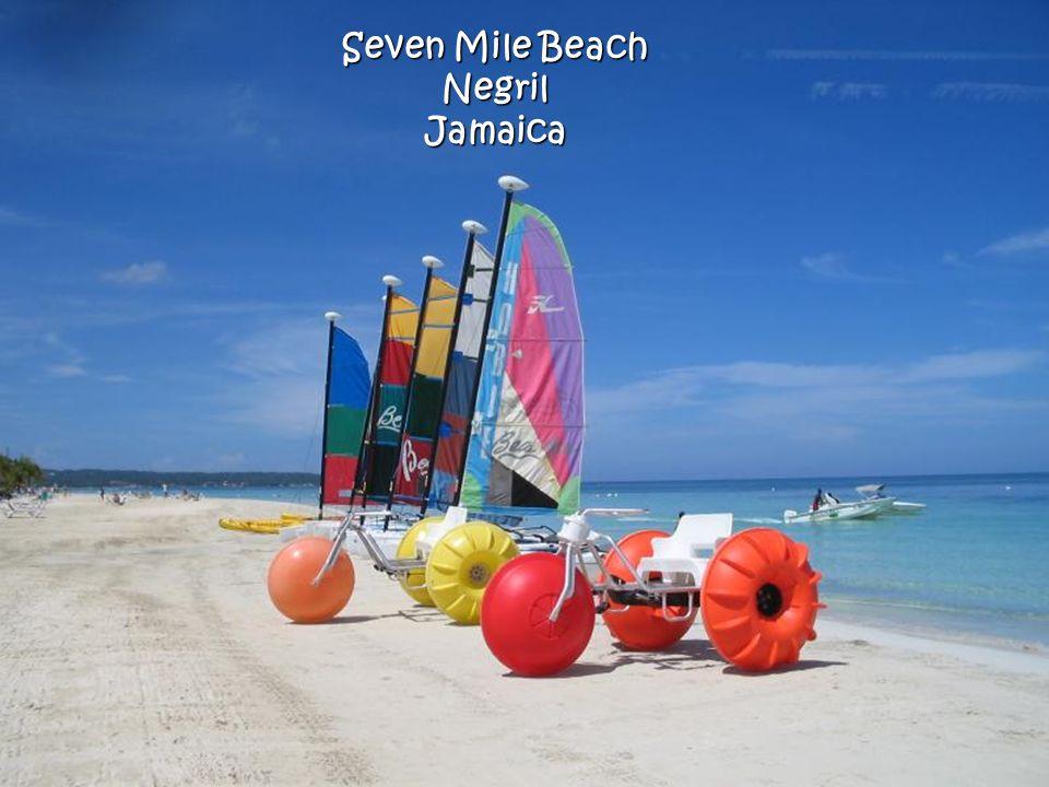 Seven Mile Beach NegrilJamaica