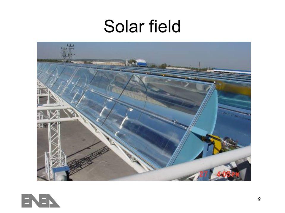 9 Solar field