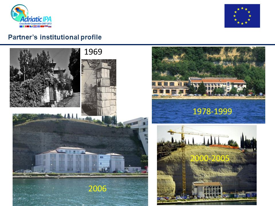 Partners institutional profile 1969 1978-1999 2000-2005 2006