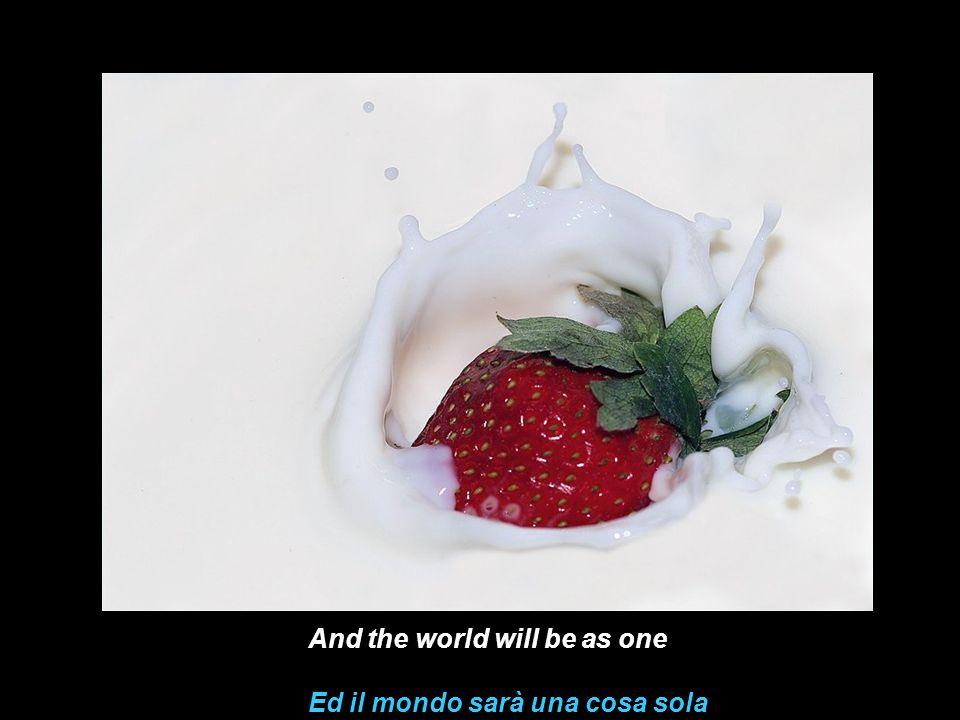 I hope someday youll join us Spero che un giorno vorrai unirti a noi