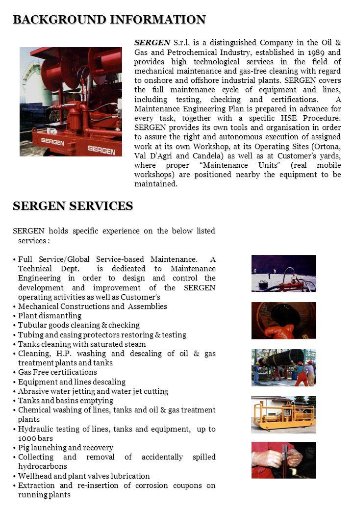SERGEN S.r.l.