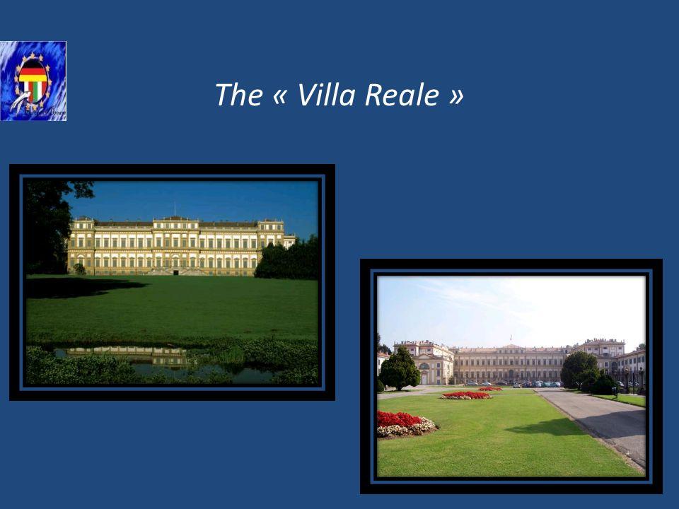 The « Villa Reale »