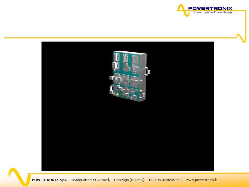 POWERTRONIX SpA – Headquarter: St.Abruzzi,1 Grezzago (MI/Italy) – tel.+39 0290968648 – www.powertronix.it