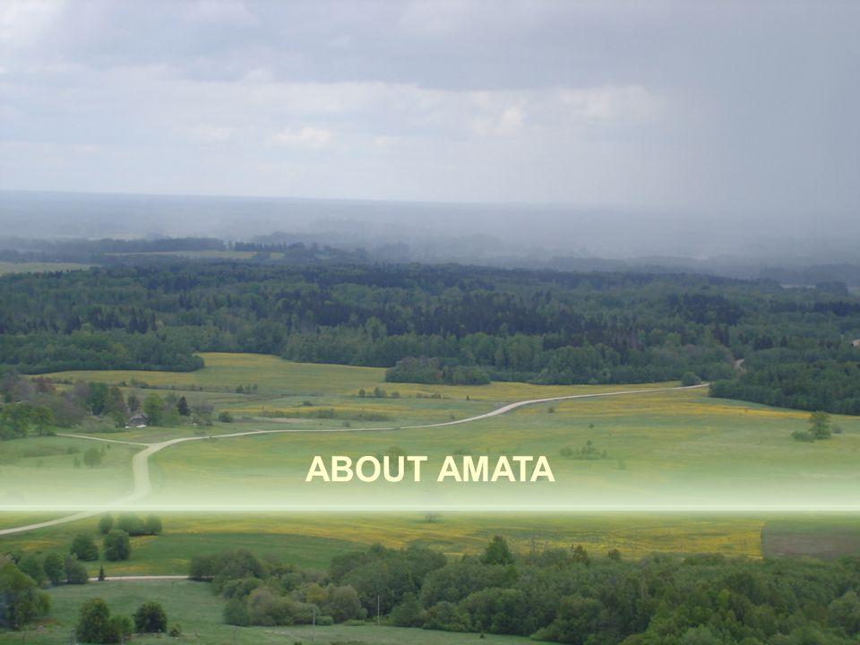 ABOUT AMATA