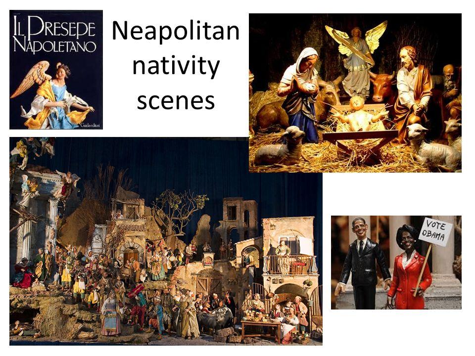 Neapolitan nativity scenes