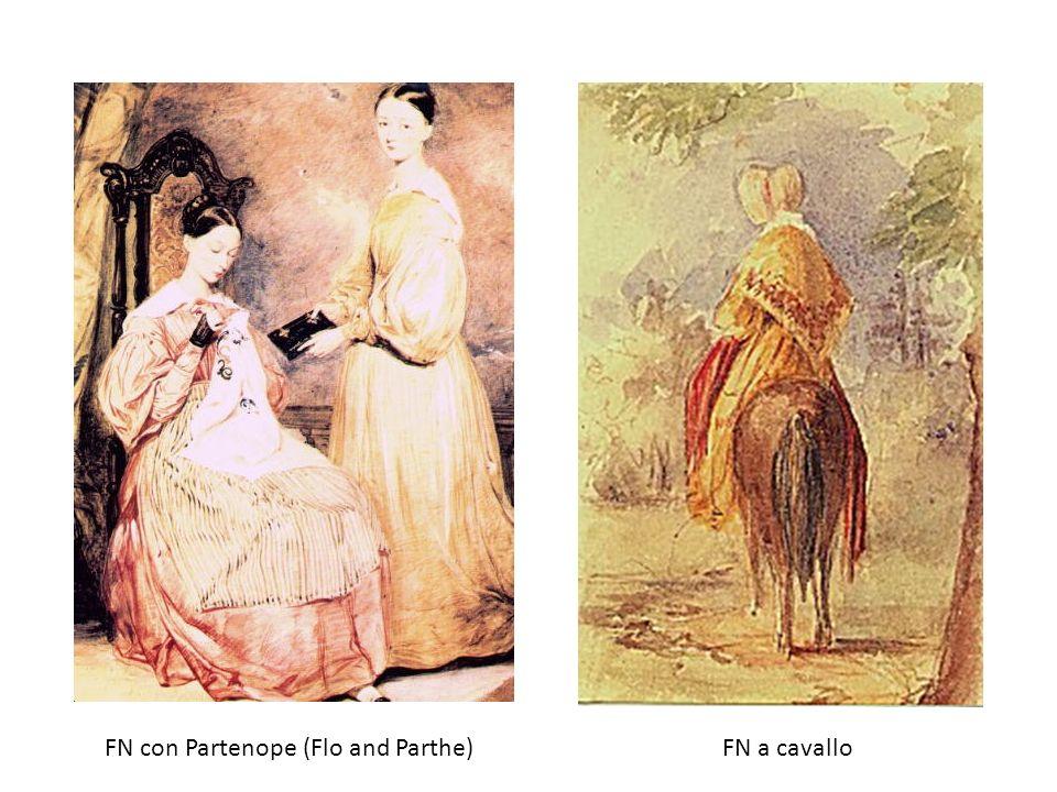 FN con Partenope (Flo and Parthe)FN a cavallo