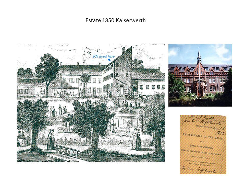 Estate 1850 Kaiserwerth