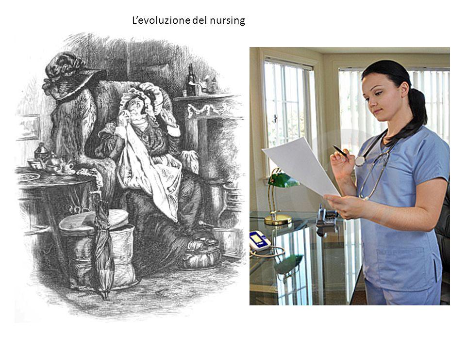 Levoluzione del nursing
