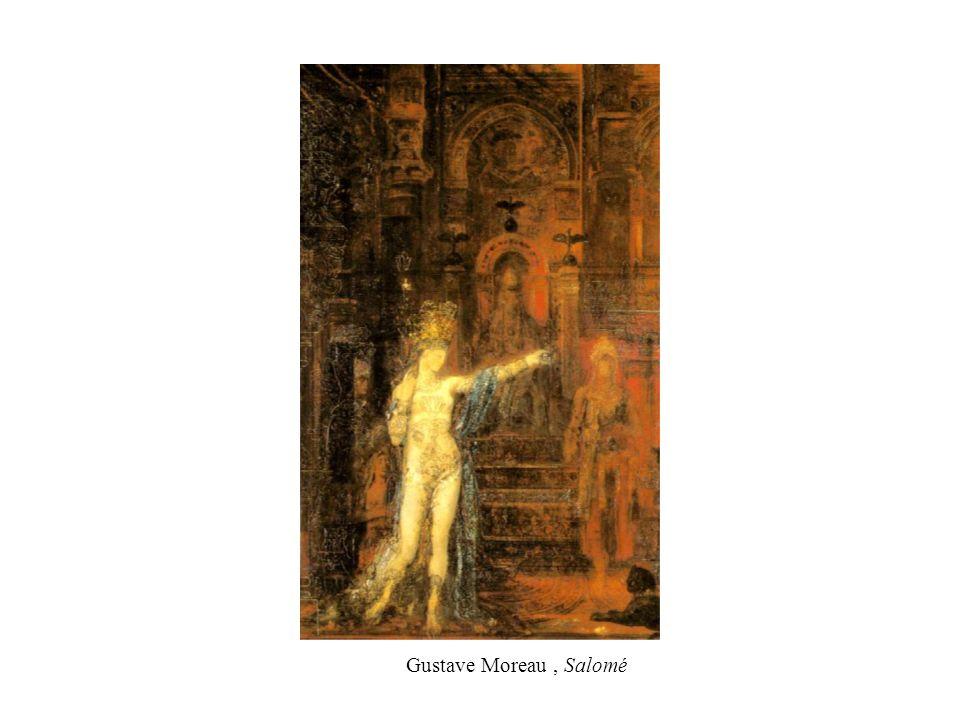 Gustave Moreau, Salomé
