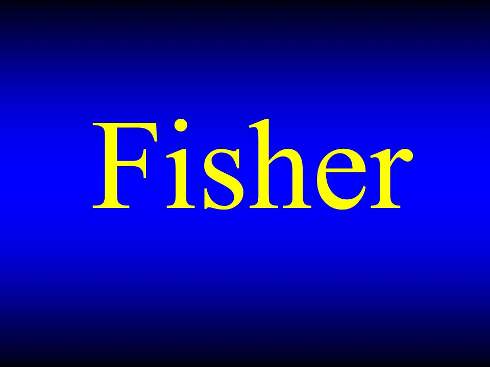 Fisher, Cancer Chemother Pharmacol 1997, 40:suppl S42 Quali approcci sperimentali.
