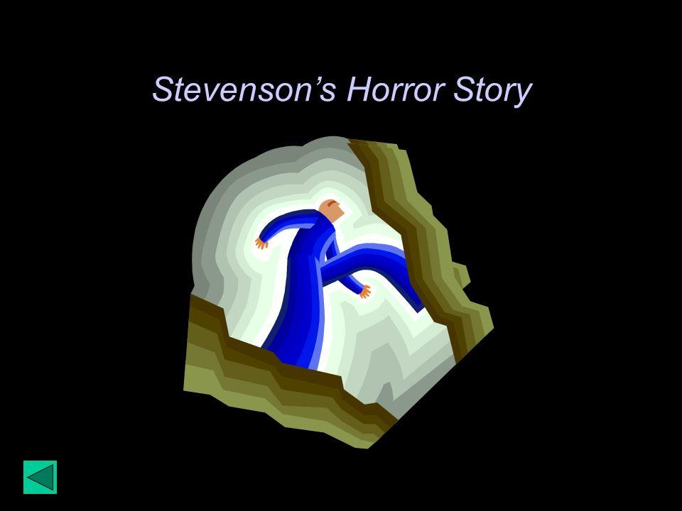 Stevensons Horror Story
