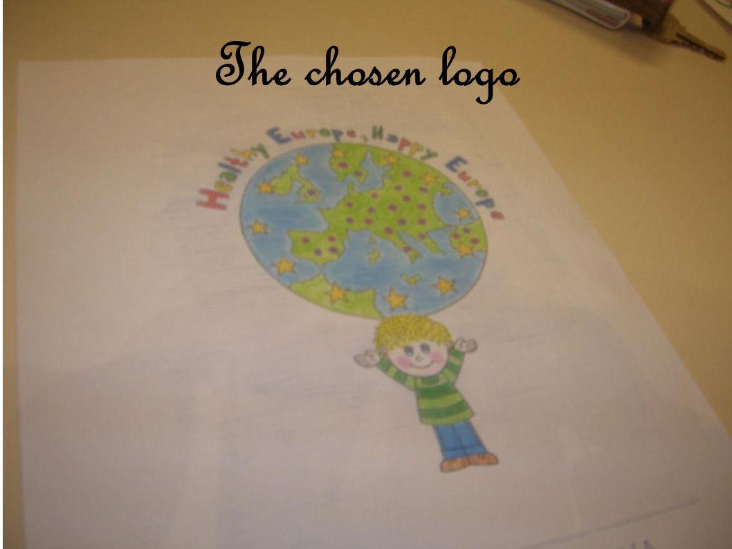 The chosen logo