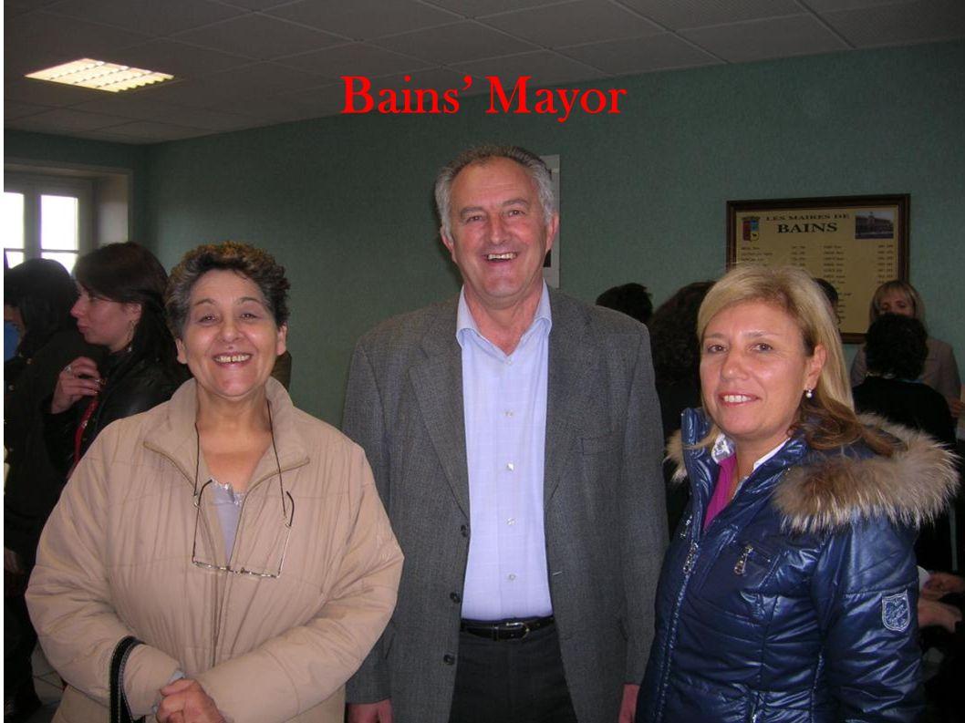 Bains Mayor