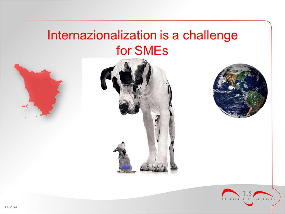 Internazionalization is a challenge for SMEs