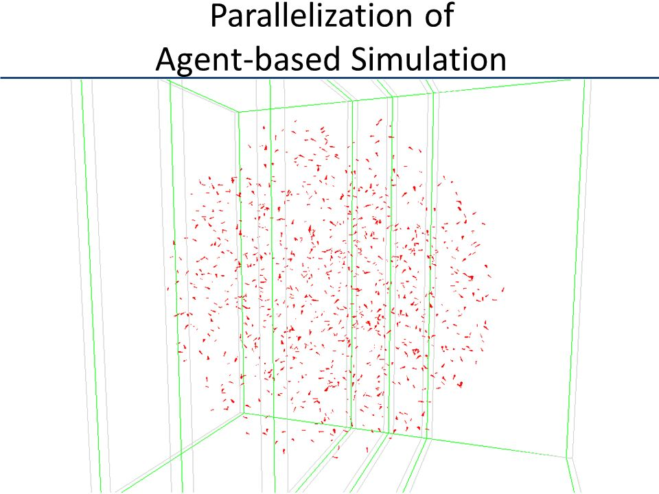 PhD Defense – Università di Salerno, Italy - April 29, 2011Biagio Cosenza Parallelization of Agent-based Simulation