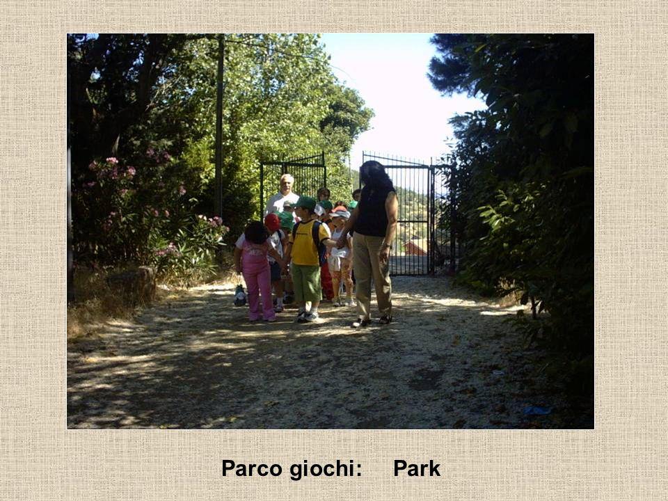 Parco giochi: Park