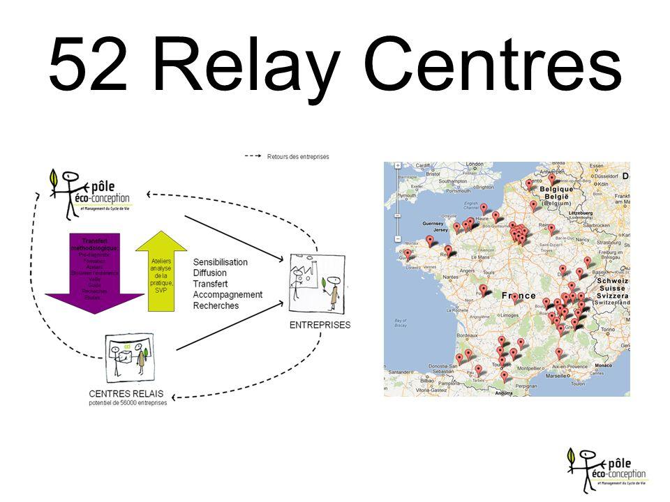 52 Relay Centres